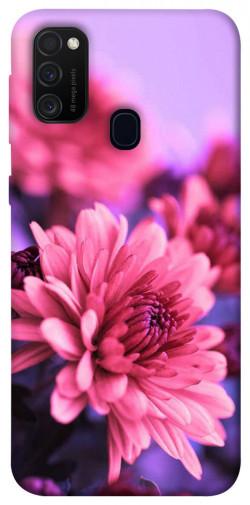 Чехол itsPrint Нежная хризантема для Samsung Galaxy M21