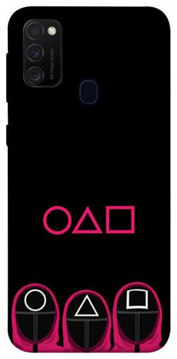 Чехол itsPrint Squid Game picture 5 для Samsung Galaxy M21