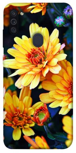 Чехол itsPrint Yellow petals для Samsung Galaxy M11