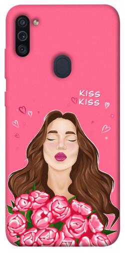 Чехол itsPrint Kiss kiss для Samsung Galaxy M11