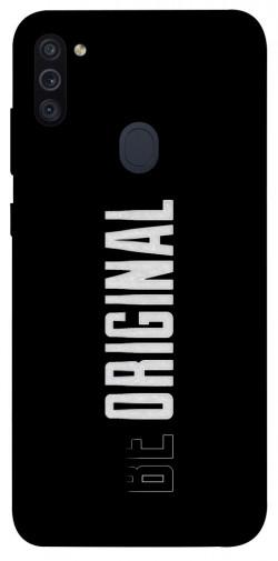 Чехол itsPrint Be original для Samsung Galaxy M11