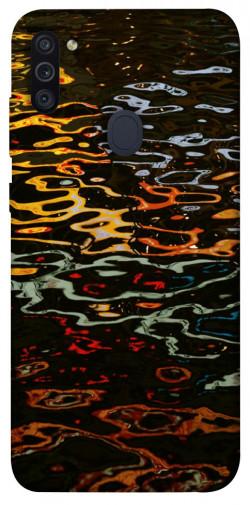 Чехол itsPrint Красочные блики для Samsung Galaxy M11