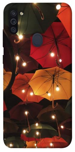 Чехол itsPrint Ламповая атмосфера для Samsung Galaxy M11