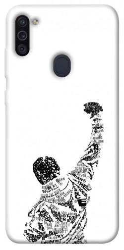 Чехол itsPrint Rocky man для Samsung Galaxy M11