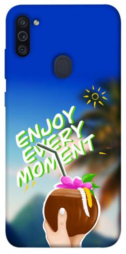 Чехол itsPrint Enjoy moment для Samsung Galaxy M11