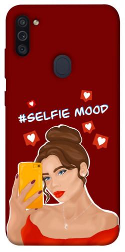 Чехол itsPrint Selfie mood для Samsung Galaxy M11