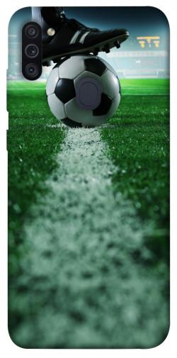 Чехол itsPrint Футболист для Samsung Galaxy M11