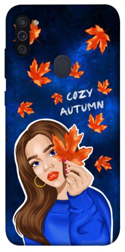 Чехол itsPrint Cozy autumn для Samsung Galaxy M11