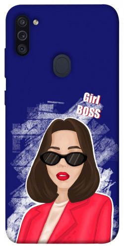 Чехол itsPrint Girl boss для Samsung Galaxy M11