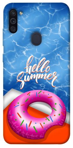 Чехол itsPrint Hello summer для Samsung Galaxy M11