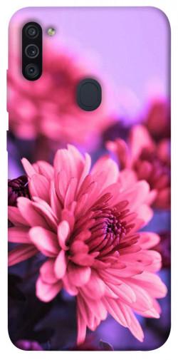 Чехол itsPrint Нежная хризантема для Samsung Galaxy M11