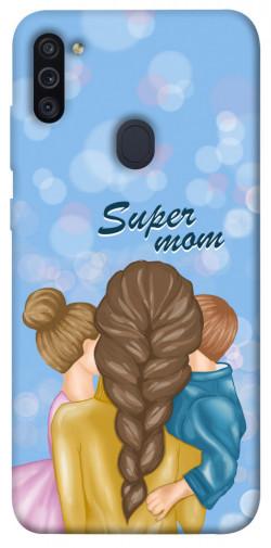 Чехол itsPrint Super mommy для Samsung Galaxy M11