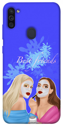 Чехол itsPrint Best friends для Samsung Galaxy M11