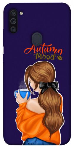 Чехол itsPrint Autumn mood для Samsung Galaxy M11