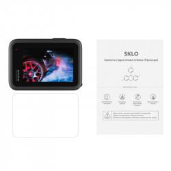 Защитная гидрогелевая пленка SKLO (экран) (тех.пак) для GOPRO Hero 8 Black