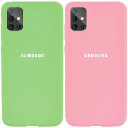Уценка Чехол Silicone Cover Full Protective (A) для Samsung Galaxy A51