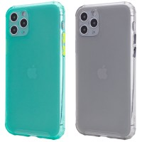"TPU чехол Сolor matte для Apple iPhone 11 Pro Max (6.5"")"