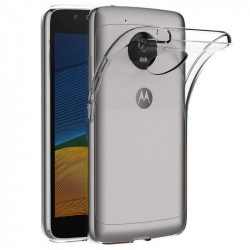 TPU чехол Epic Transparent 1,0mm для Motorola Moto G5S (XT1793)