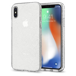 "TPU чехол Clear Shining для Apple iPhone X / XS (5.8"")"