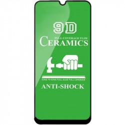 Защитная пленка Ceramics 9D (без упак.) для Samsung Galaxy A22 4G / M32