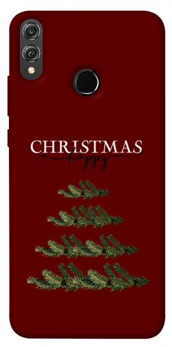 Чехол iPrint Счастливого Рождества для Huawei Honor 8X