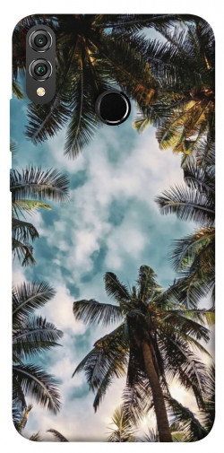 Чехол itsPrint Coconut palms для Huawei Honor 8X
