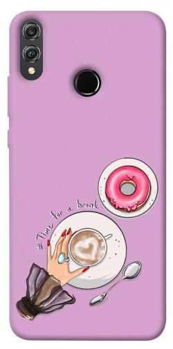 Чехол itsPrint Time for a break для Huawei Honor 8X
