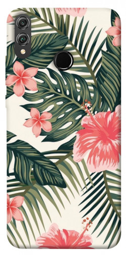 Чехол itsPrint Tropic flowers для Huawei Honor 8X