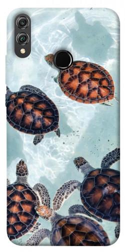 Чехол itsPrint Морские черепахи для Huawei Honor 8X