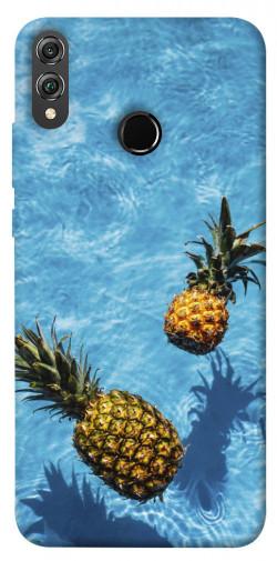 Чехол itsPrint Ананасики для Huawei Honor 8X