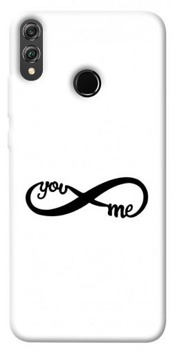 Чехол iPrint You&me для Huawei Honor 8X