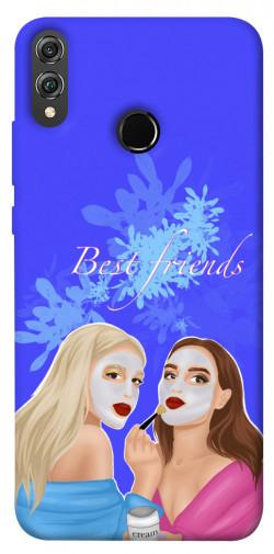 Чехол itsPrint Best friends для Huawei Honor 8X