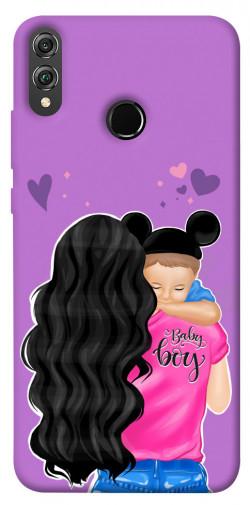 Чехол itsPrint Baby boy для Huawei Honor 8X