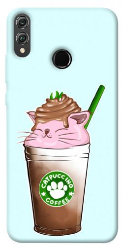 Чехол itsPrint Catpuccino для Huawei Honor 8X
