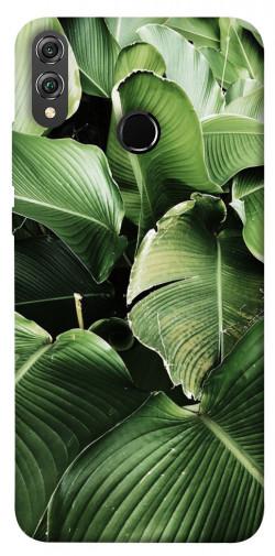 Чехол itsPrint Тропическая листва для Huawei Honor 8X
