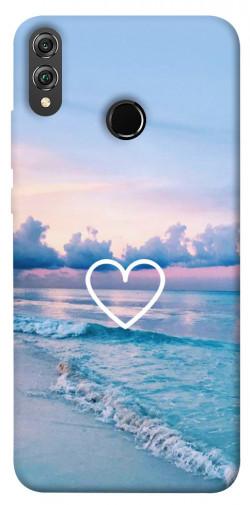 Чехол itsPrint Summer heart для Huawei Honor 8X