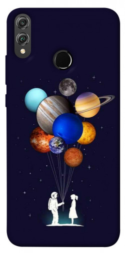 Чехол iPrint Галактика для Huawei Honor 8X