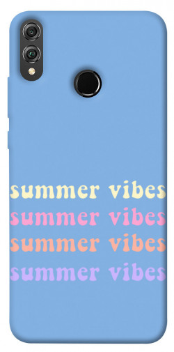 Чехол itsPrint Summer vibes для Huawei Honor 8X
