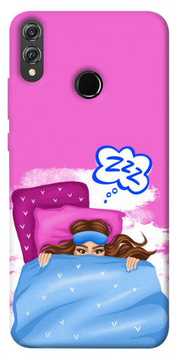 Чехол itsPrint Sleepу girl для Huawei Honor 8X