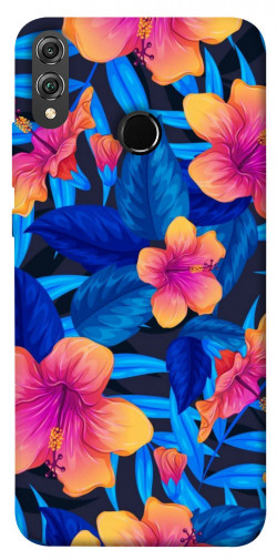 Чехол itsPrint Цветочная композиция для Huawei Honor 8X