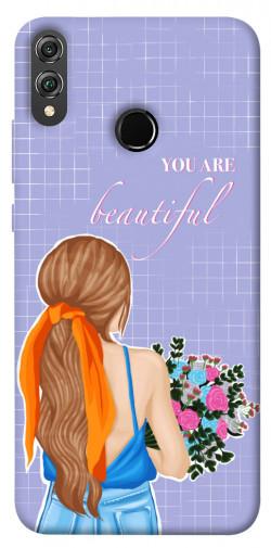 Чехол itsPrint You are beautiful для Huawei Honor 8X