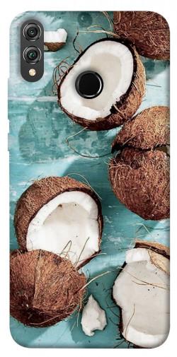 Чехол itsPrint Summer coconut для Huawei Honor 8X