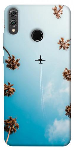 Чехол itsPrint Летим в отпуск для Huawei Honor 8X