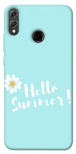 Чехол itsPrint Привет лето для Huawei Honor 8X