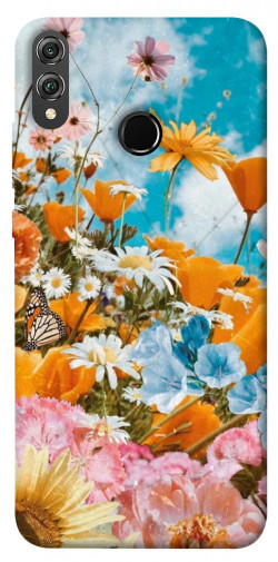 Чехол itsPrint Летние цветы для Huawei Honor 8X