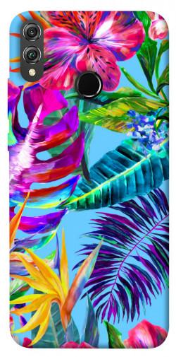 Чехол itsPrint Watercolor flowers для Huawei Honor 8X