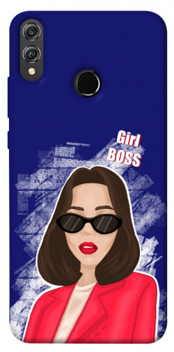 Чехол itsPrint Girl boss для Huawei Honor 8X