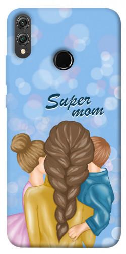 Чехол itsPrint Super mommy для Huawei Honor 8X