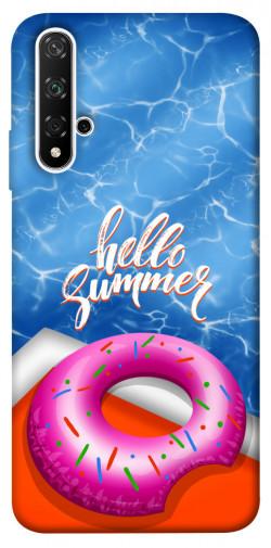 Чехол itsPrint Hello summer для Huawei Honor 20 / Nova 5T