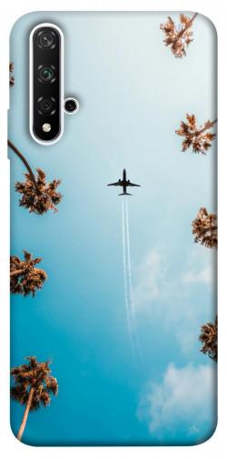 Чехол itsPrint Летим в отпуск для Huawei Honor 20 / Nova 5T